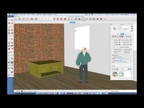 Sketchup & Photoshop Tutorial: Exporting Sketchup Styles & Rendering in Photoshop