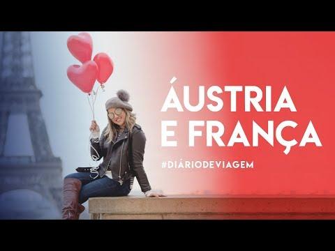 Áustria e França - Diário de Viagem | #RebecaOnTheRoad