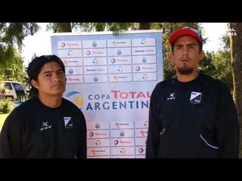 Miguel Puntano y Tomás Armella - Central Norte