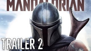 THE MANDALORIAN - Trailer #2 [ANG]