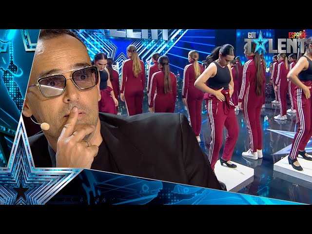 Estas BAILARINAS dejan en shock uniendo POP y FLAMENCO | Audiciones 2 | Got Talent España 2021