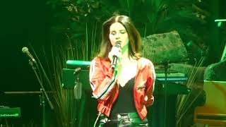Diet Mountain Dew Lana Del Rey Prudential Center Newark NJ 1 19 18
