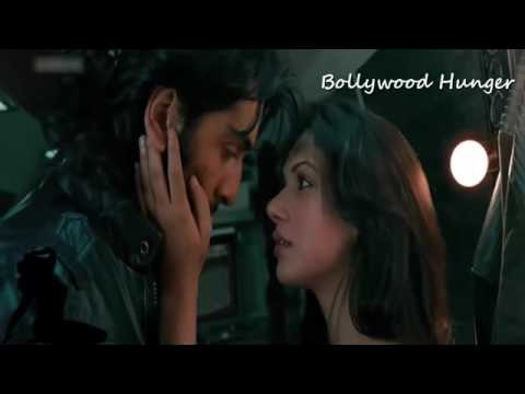 Bollywood HotActress Aditi Rao Hydari   Hot Kissing Scene with Ranbir Kapoor   Rockstar HD 720p