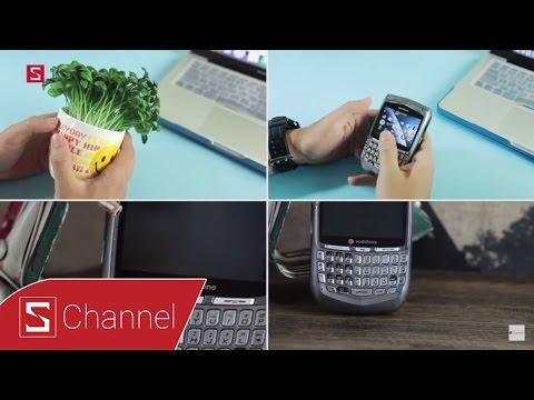 Schannel - Ngược dòng thời gian: Đánh giá chi tiết Blackberry 8700 cùng Tân Một Cú
