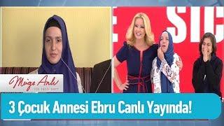 Zorla kaçırıldığı iddia edilen Ebru canı yayında! - Müge Anlı ile Tatlı Sert 13 Kasım 2019