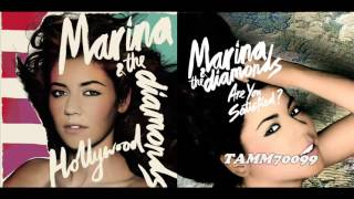 Marina and the Diamonds - Are You Satisfied? vs. Hollywood (Mashup Mix)