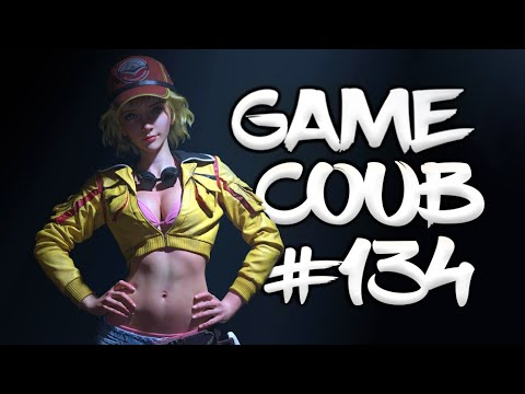 🔥 Game Coub #134   Best video game moments