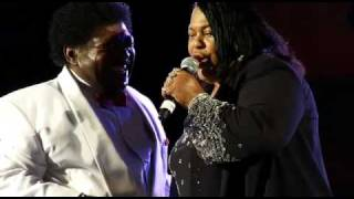 "Percy Sledge in Grenada - ""Warm & Tender Love"" - Percy & wife - Night of Love Concert, May 8, 2010"
