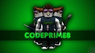 Roblox - CodePrime8 - Live Stream!!!