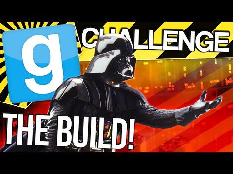 Gmod Build Challenge - Star Wars #1 (Garry's Mod Sandbox Funny Moments)