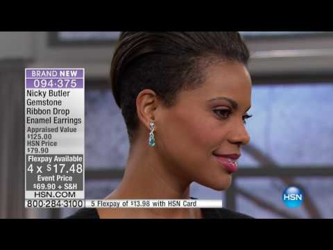HSN | Silver Designs By Nicky Butler Jewelry 01.17.2017 - 01 PM