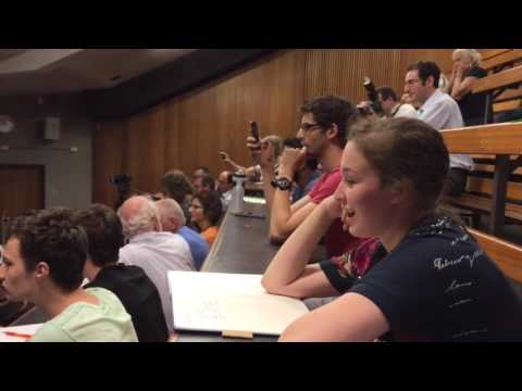 SJWs disrupt lecture (University of Sydney)