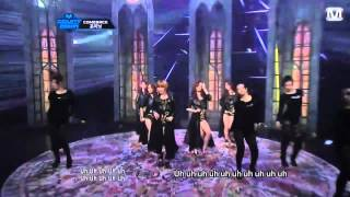 4Minute - Volume Up  Comeback Stage