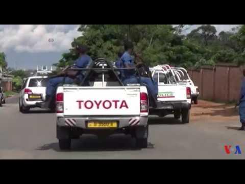 Mort d'un conseiller de la présidence au Burundi (vidéo)