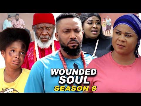 Download WOUNDED SOUL SEASON 8 (Trending New Movie )Fredrick Leonard 2021 Latest Nigerian Nollywood  Movie