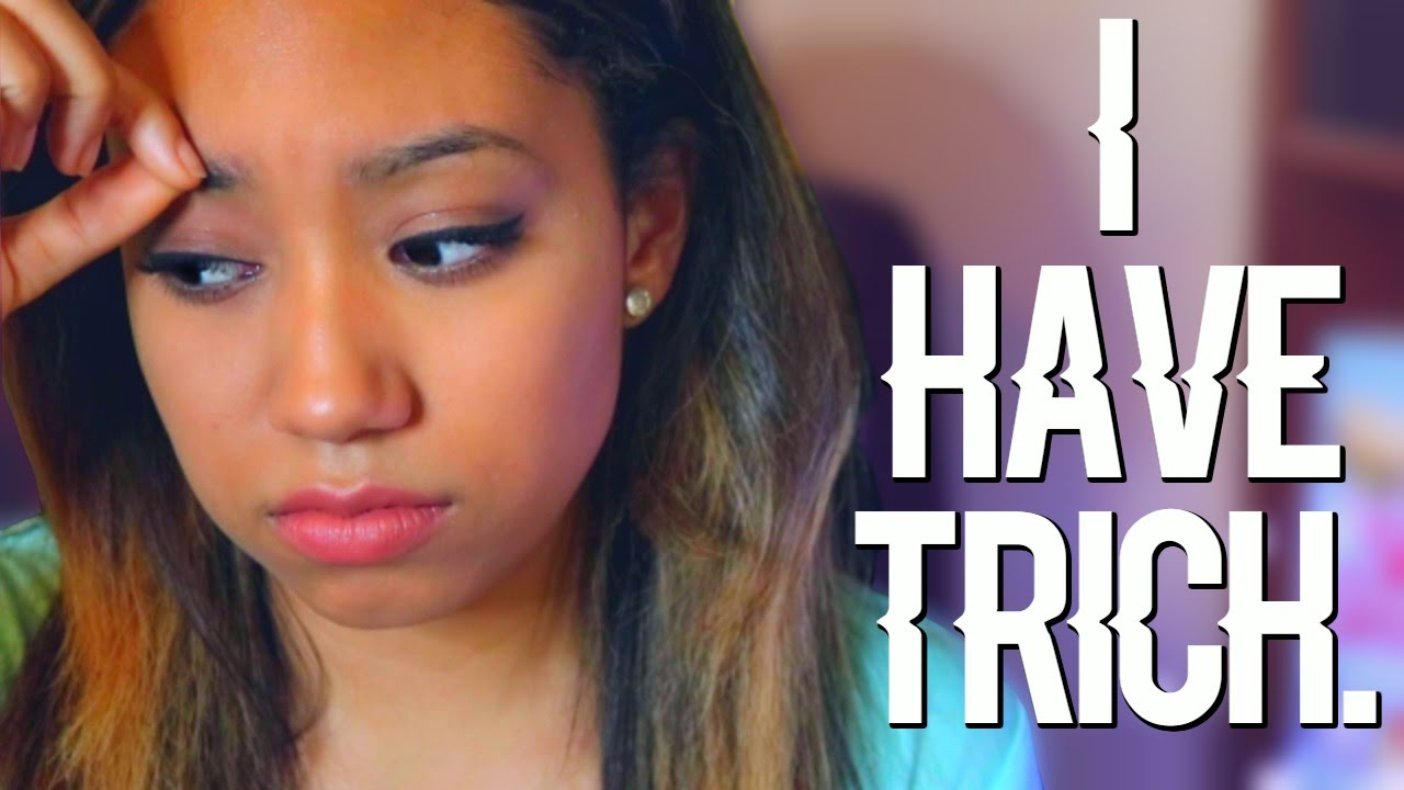 how to tell if you have trichotillomania