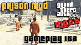 GTA 5 MOD ITA - NYKK3 FINISCE IN CARCERE - PRISON MOD - GTA 5 GAMEPLAY ITA