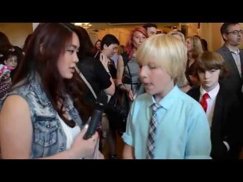 TI Exclusive: Miles Elliot at the Young Artist Awards