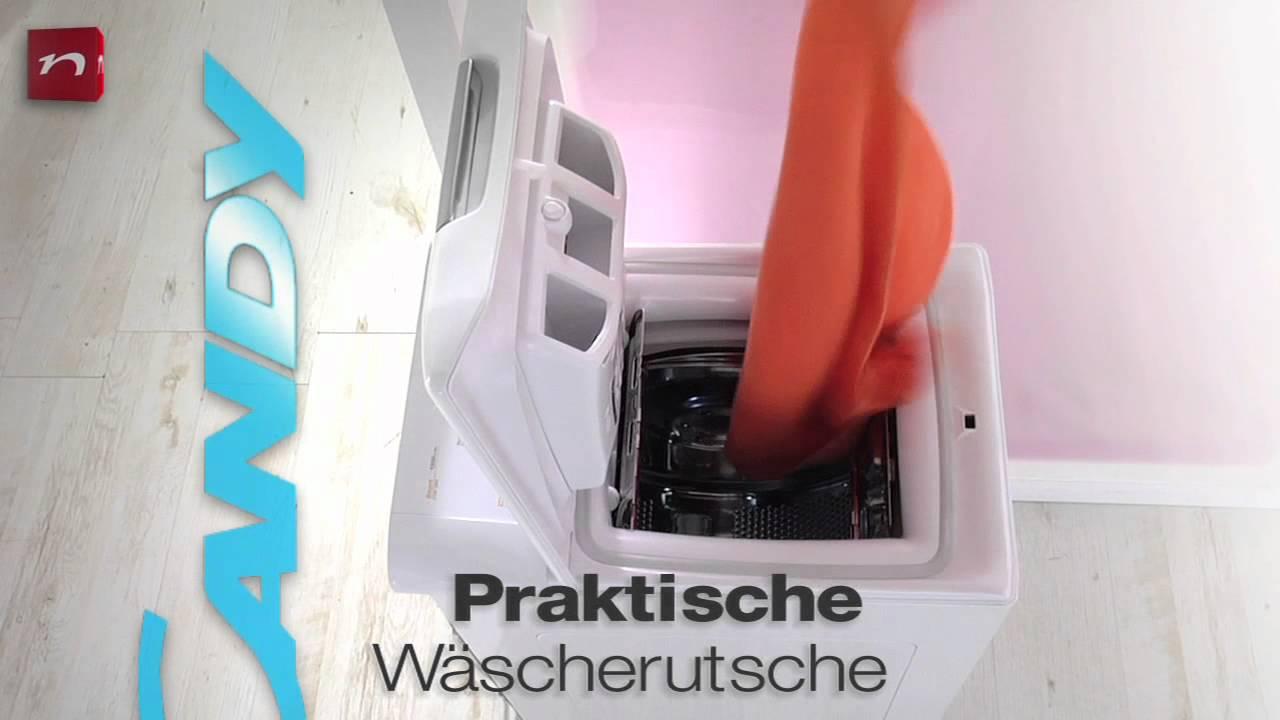 Candy toplader waschmaschine ctdf youtube