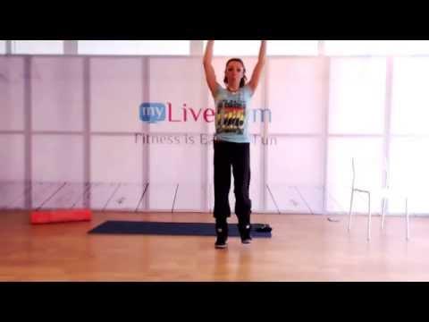 Πως να χάσεις κιλά με γυμναστική στο σπίτι