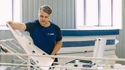 MyTech - Hyvinvointiteknologia-asentaja Lojerilla tekrveysteknologiatuotteiden huoltoasentajana