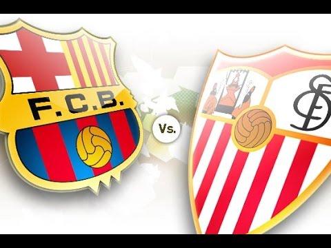 FC Barcelone - Seville