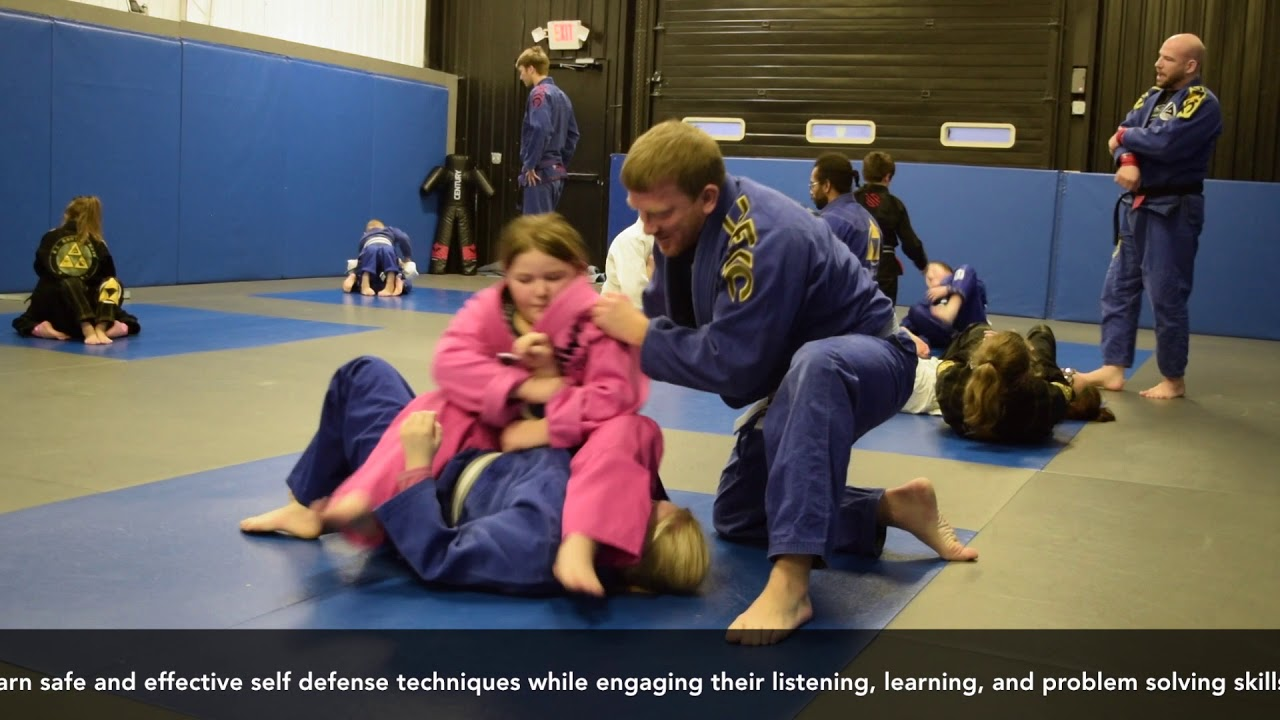 Youth Jiu-Jitsu at Broome County Martial Arts