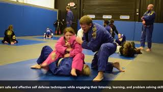 Youth BJJ: Physical and Cognitive Development Through Self Defense Training