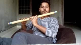 Gulabi ankhein jo teri dekhi on flute