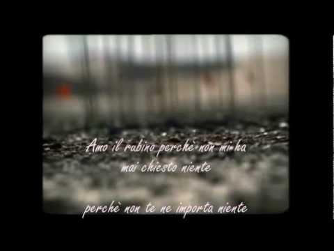 Solo per te ✿●•٠·˙  Francesco Tricarico