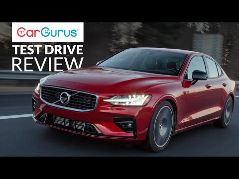 2019 Volvo S60   CarGurus Test Drive Review