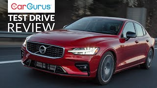 2019 Volvo S60 | CarGurus Test Drive Review