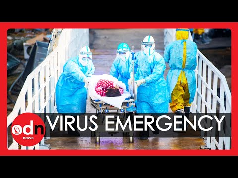 Coronavirus Patients Move into Wuhan's New Hospital