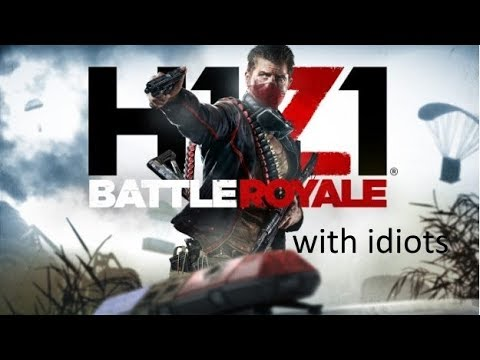 TWO IDIOTS GET 2ND PLACE IN H1Z1