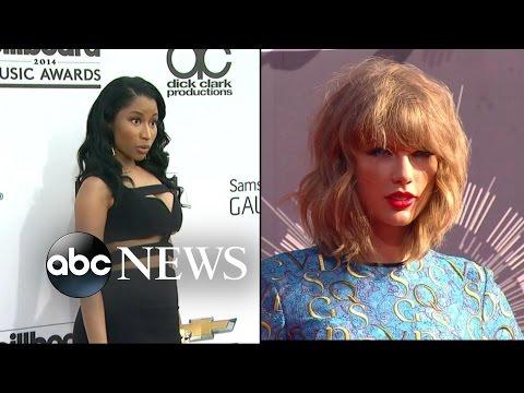 Nicki Minaj Says Taylor Swift Twitter Spat is Over