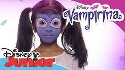 Vampirina Tutorial: Vampirina Gesichtsbemalung | Disney Junior