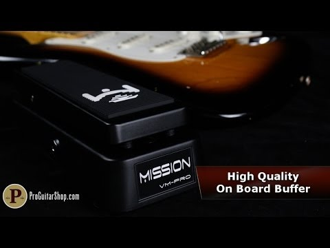 Mission VM-Pro Buffered Volume Pedal
