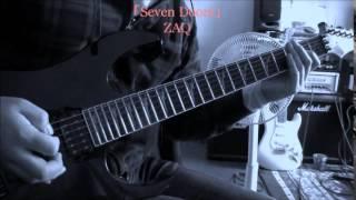 Trinity Seven  OP [Seven Doors] Guitar Cover