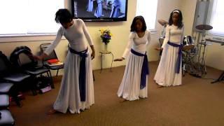 """Yahweh"" by Mali Music Praise Dance"