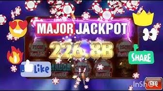 Huuuge Link Major JackPot 250 Billion   Huuuge Casino  