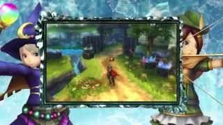 FINAL FANTASY EXPLORERS: ANNOUNCE TRAILER