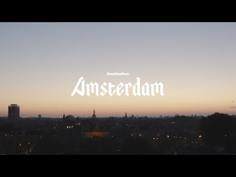 Crack Magazine | Destination: Amsterdam