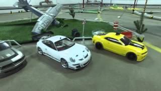 Машинки на трассе