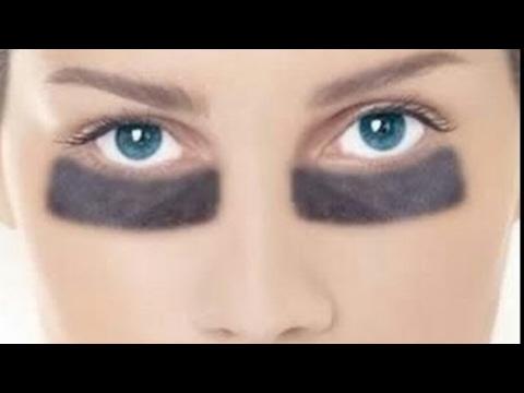 quitar las bolsas negras debajo de los ojos