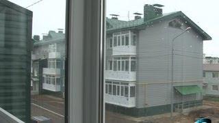 Завершается строительсво двух 36-квартирных домов