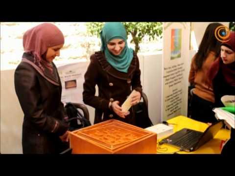 زمن برس- اختراعات فلسطينية في جامعة بيرزيت