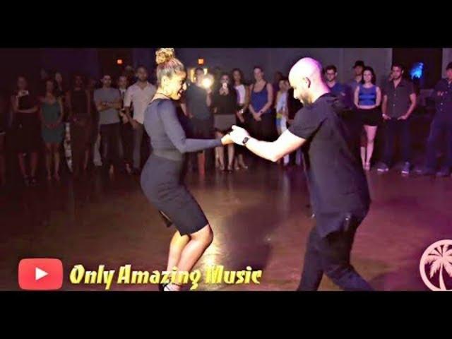 "ОНИ ""ВЗОРВАЛИ"" ИНТЕРНЕТ! Седая Ночь!..? танцуют Ataka & Alemana (new clip 2018)"