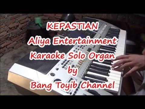Karaoke Kepastian Nur Halimah Organ Tunggal Tanpa Vokal dengan Lirik