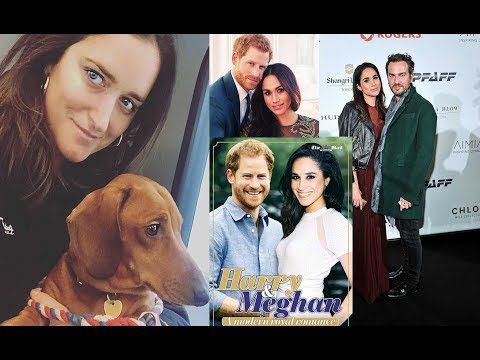 Meghan's Suits co-stars arrive in London ahead of royal wedding from YouTube · Duration:  4 minutes 31 seconds