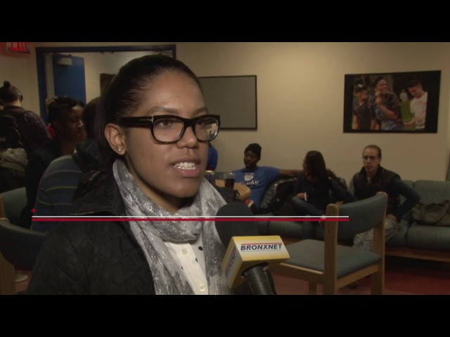 Election 2016 Results at Lehman College
